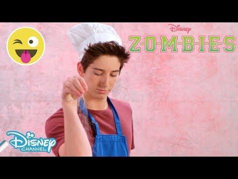 Z-O-M-B-I-E-S | Get to know Milo Manheim | Official Disney Channel UK