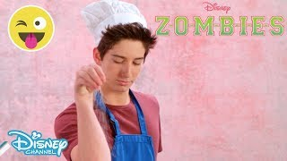 Z-O-M-B-I-E-S | Get to know Milo Manheim | Official Disney Channel UK