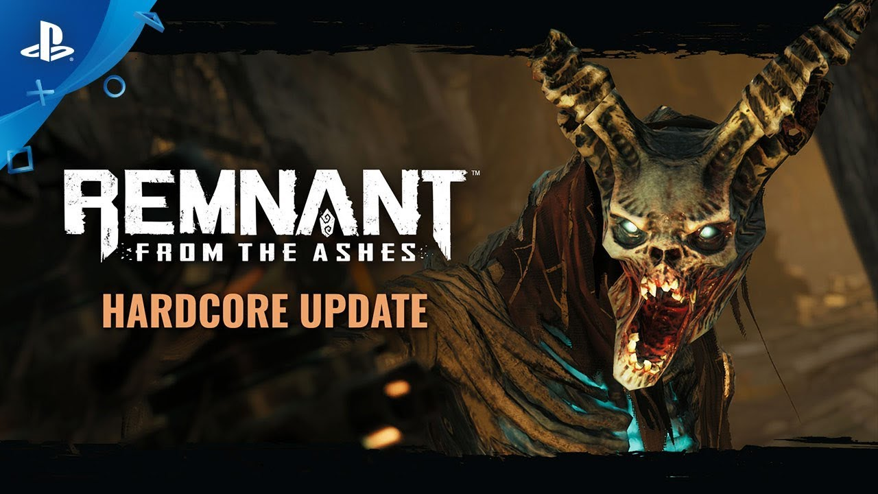 Remnant: From the Ashes - Hardcore Update Trailer