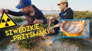 Spróbowaliśmy najbardziej śmierdzącej ryby na świecie  Surströmming  feat. Kołem Się Toczy