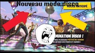 CLIP DU NOUVEAU MODE DOMINATION DISCO SUR FORTNITE BATTLE ROYAL !!!!!!