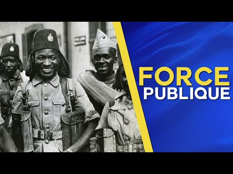 De Force Publique, voor en na de onafhankelijkheid - Documentaire over Belgisch Congo