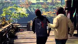 InFamous Second Son Song Nirvana Cover