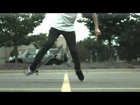 Skateology: bs 360 no comply (1000 fps slow motion)