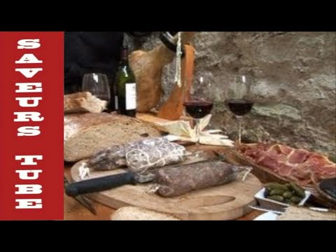 SAVEURS HOW TO MAKE SAUCISSON (FRENCH SALAMI) WITH JULIEN PICAMIL FROM DARTMOUTH UK