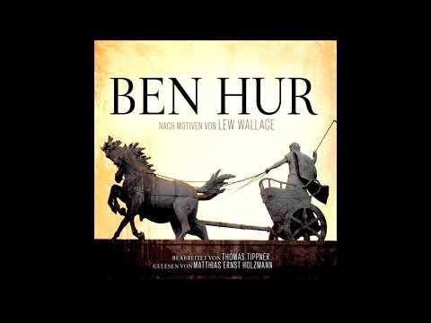 Ben Hur YouTube Hörbuch auf Deutsch