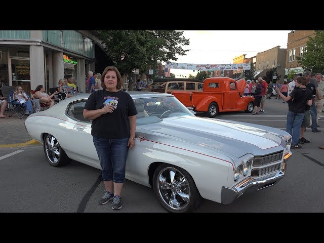 1970 Chevelle Pro Touring - Morris Car Show & Words from Herb who started Morris Car Show