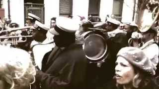 Treme Brass Band - Red Beans and Rice Parade - 2013 - New Orleans - Big Chief
