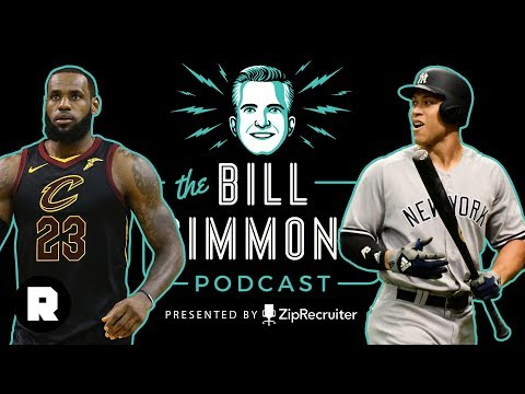 NBA Scuttlebutt, Trump's Rockiest Month, Yanks-Sox, And Teen Culture | The Bill Simmons Podcast