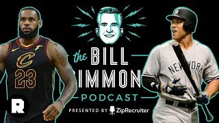 NBA Scuttlebutt, Trumps Rockiest Month, Yanks-Sox, and Teen Culture | The Bill Simmons Podcast