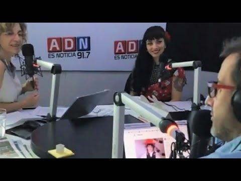 Mon Laferte | Entrevista | ADN Radio