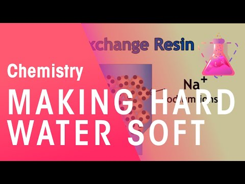 Making Hard Water Soft | Environmental Chemistry | Chemistry | FuseSchool