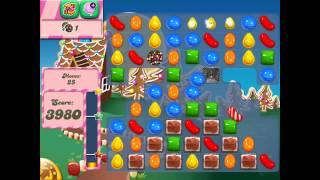 Candy Crush Saga: Level 153 (No Boosters) iPad 4