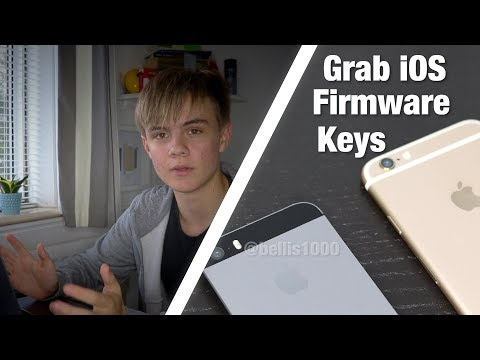 Checkm8 Exploit | Decrypt IBoot, LLB, Etc + Grab IOS Firmware Keys For A11-A5 Devices TUTORIAL