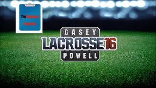 Casey Powell Lacrosse 16: How to - replace default with NCAA/MLL Teams