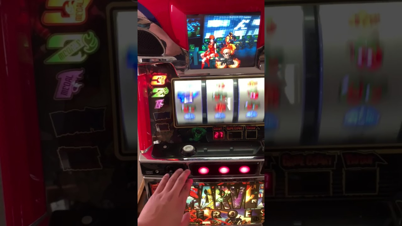 Pachislo Slot Machine Secret Treasure