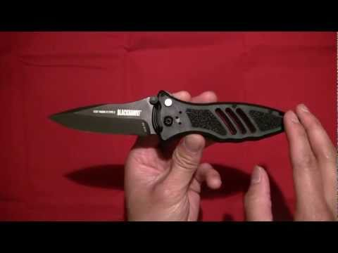 Knife Review: Blackhawk! CQD Mark II Type E