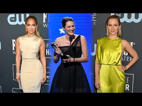 Jo Jo - Critics Choice Awards Highlights!