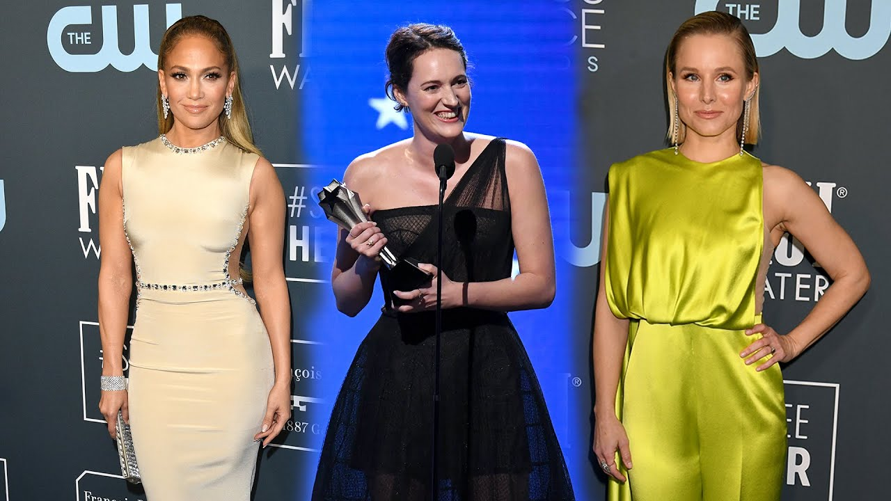 Critics' Choice Awards 2020: All the Highlights!