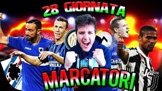 I MARCATORI DELLA 28^ GIORNATA DI SERIE A - SCHICK vs BELOTTI