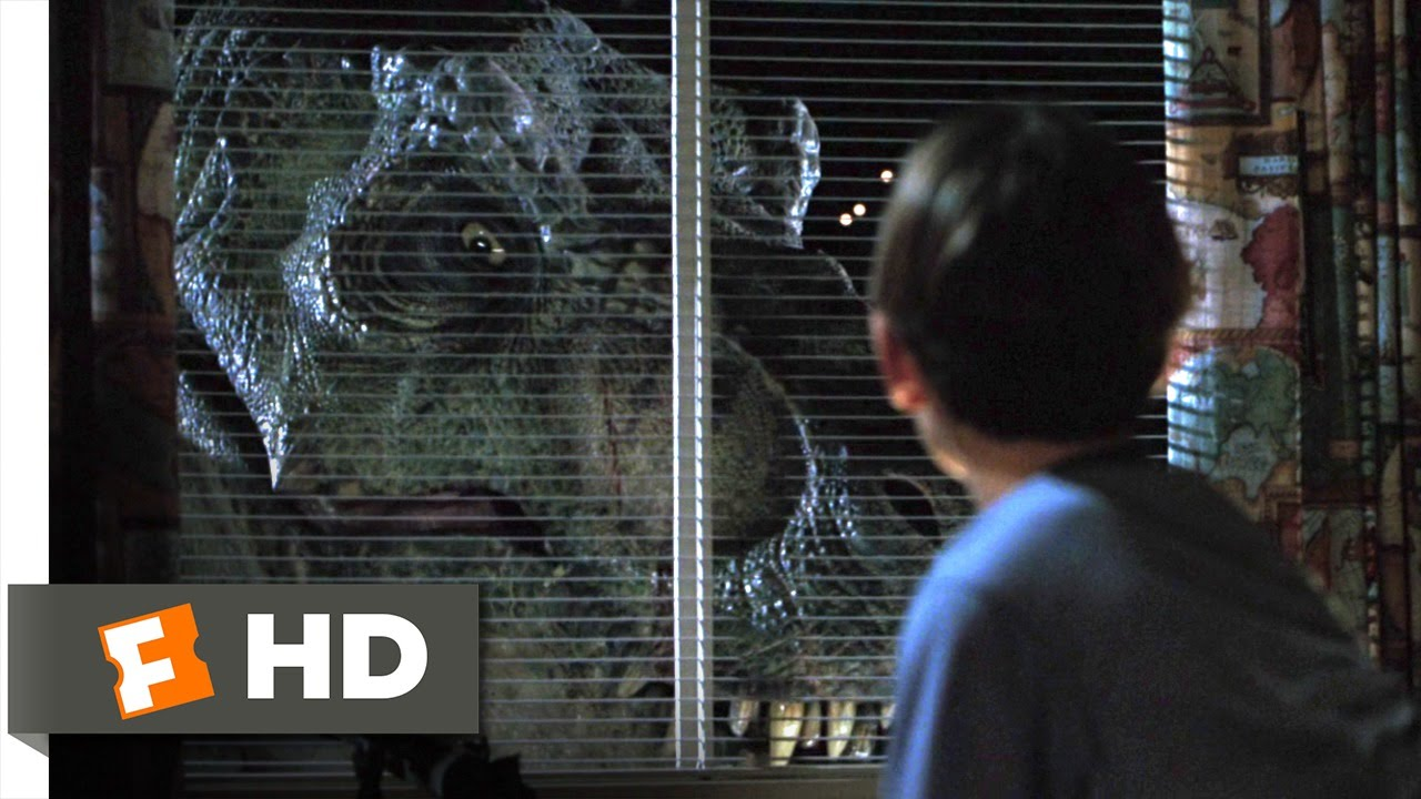 The Lost World Jurassic Park 8 10 Movie Clip Backyard Dino