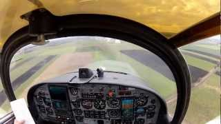Siai Marchetti Sf-260 - Some Little Aerobatics (gopro Hero 2)