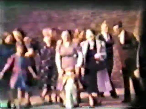 1940s Rural Wisconsin/Milwaukee Home Video - Corrigan Family