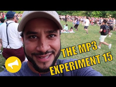 THE MP3 EXPERIMENT FIFTEEN 15    2018