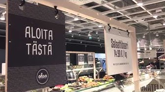 Prisma Kalevan uudistus: Osuusravintola Oksa on avattu, infopiste muutti
