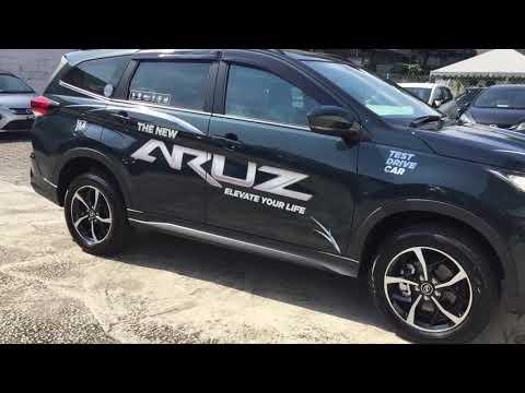 Perodua Aruz Video
