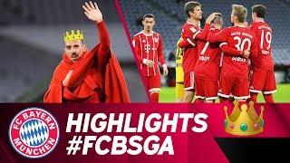 """King"" Franck Ribéry Scores Hattrick 💪 | FC Bayern - Sonnenhof Großaspach 5:3 | Highlights Friendly"