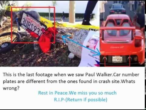 paul walker youtube