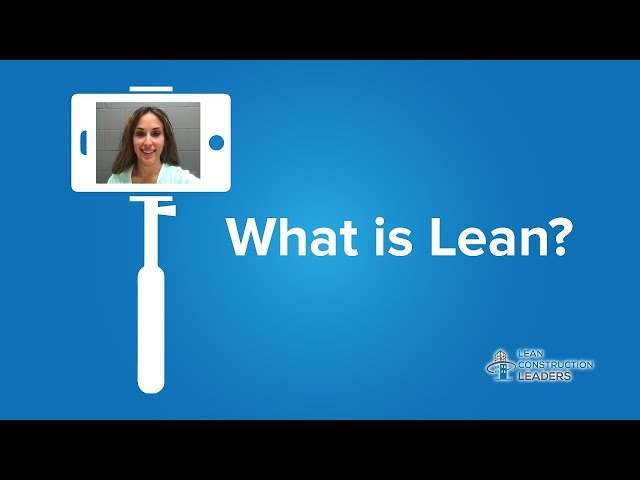 Sheri Thompson - What is Lean? - Part 1