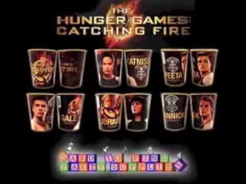 Hunger Games Catching Fire Party Supplies Youtube