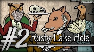 Rusty Lake Hotel #2 - I WANT TO GO HOME