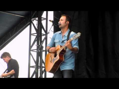 Dallas Smith I Told You So Keith Urban cover Boots and Hearts
