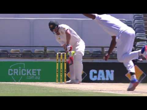 Rabada's 5 Wickets Haul Australia vs South Africa 1st est 2016 Day 5   YouTube
