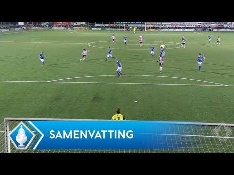 Highlights KNVB Beker: Putten - PSV (21/9/2017)
