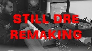 Remaking still dre beat (instrumental cover) by bader omar Video