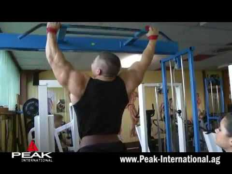 Alexey Lesukov And Julien Albrecht   Back Workout   YouTube