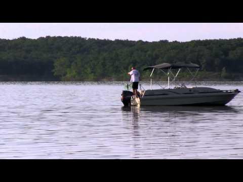 Muskie Fishing On Pomme De Terre Lake