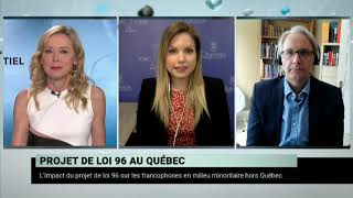 Impacts du projet de loi 96 sur les francophones en milieux minoritaires