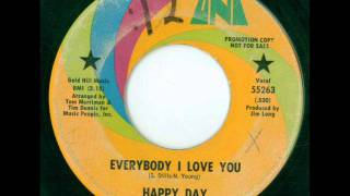 Happy Day - Everybody I Love You