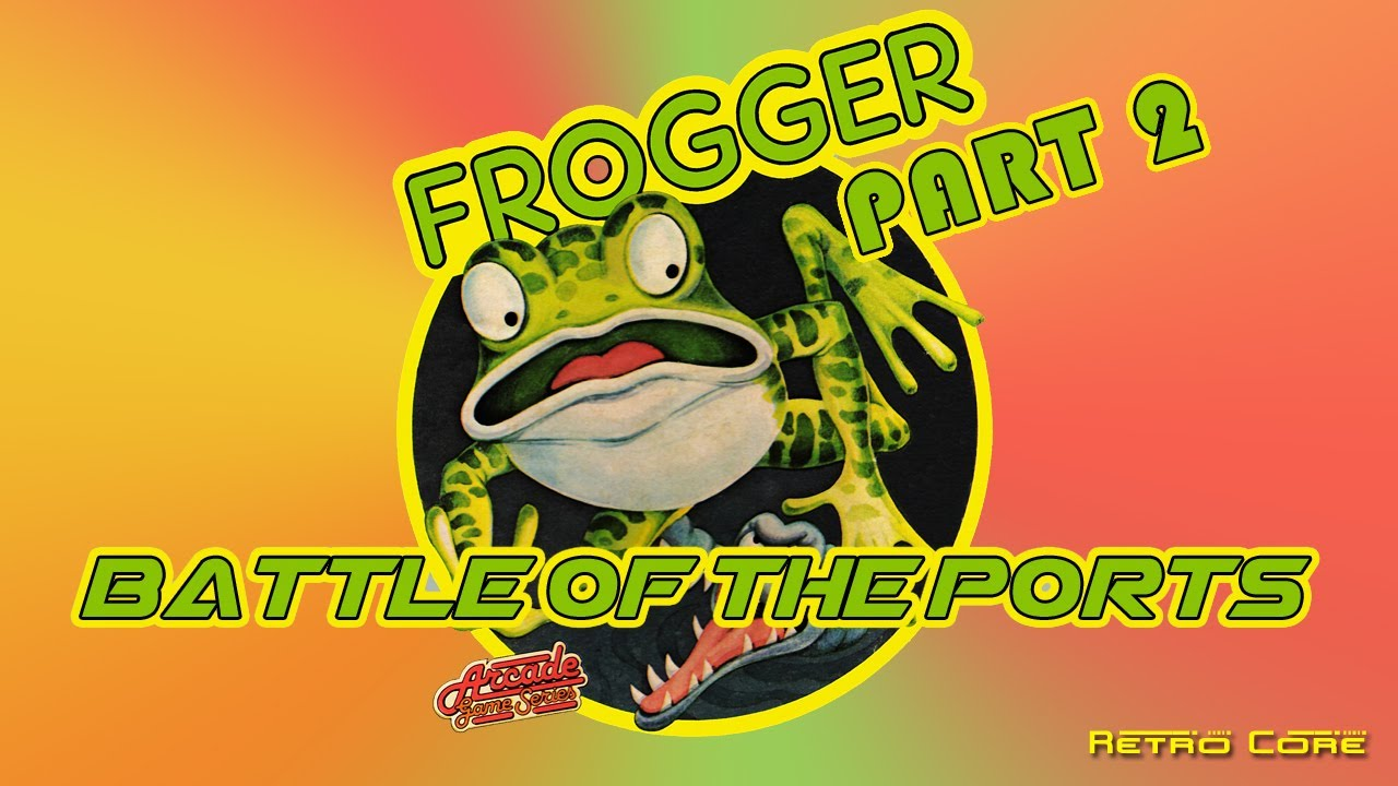 Battle of the Ports - Frogger Part 2 (フロッガー パート2) Show #331 - 60fps