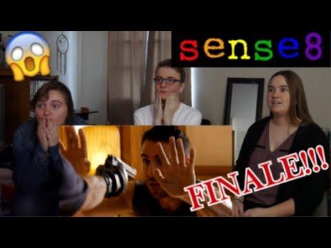 Sense8 FINALE!! - Amor Vincit Omnia - REACTION!! (Part 1)