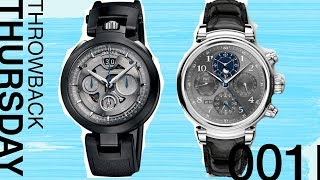 Throwback Thursday: This or That - Battle of the Chronographs