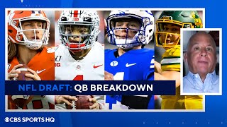 NFL Draft QB Breakdown: Insider on rumors about Zach Wilson you shouldn't listen to | CBS Sports HQ