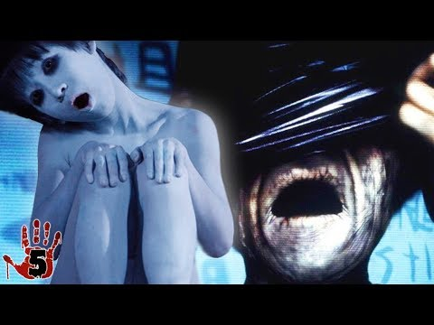 Top 5 Scariest Japanese Horror Movies
