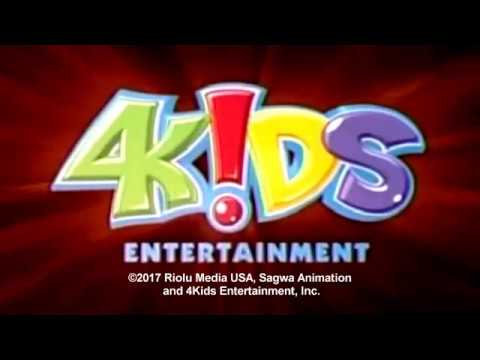 Riolu Media/Sagwa Animation/4Kids Entertainment