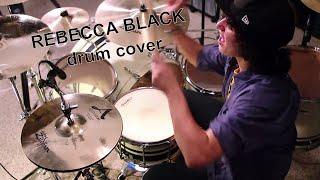 Ricky - rebecca black friday (drum ...
